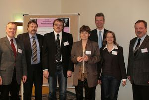 The participants of the founding workshop of the User Forum Atmospheric Pressure Plasma