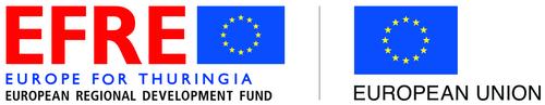 EFRT - European Regional Development Fund - Europe for Thuringia