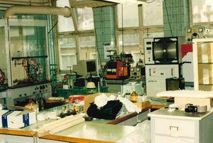 Laboratories of INNOVENT 1994