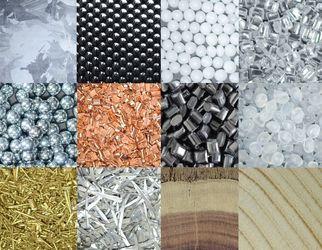 Materialanalyse an Glas, Holz, Kunststoffen, Metallen