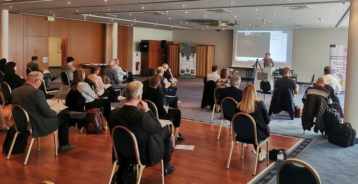 Frau Dr. Kerstin Horn eröffnet den 38. ak-adp Workshop