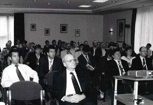 Plenary view of the 1st ThGOT 2005