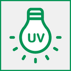 Icon: UV radiation
