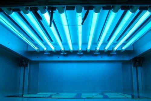 stationäre NIQ-Bestrahlungskammer