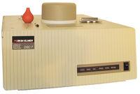 Perkin Elmer DSC 7 (RT bis 500 °C / 600 °C)