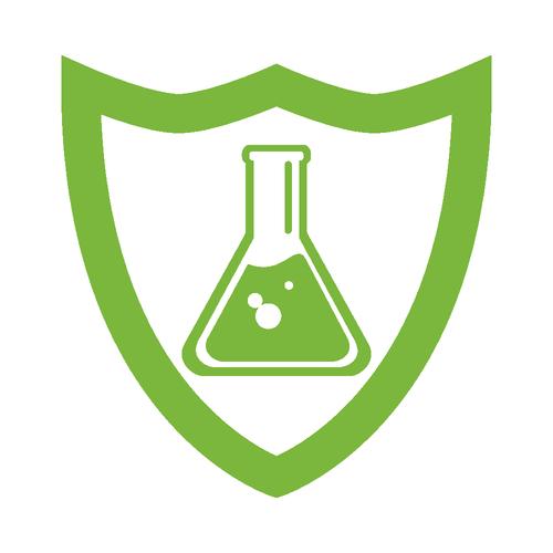 Symbolbild: chemische Beständigkeit