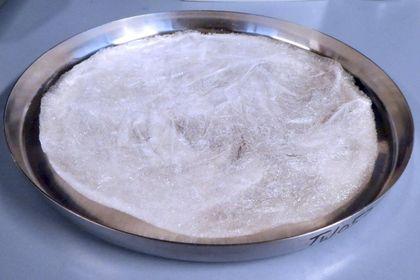Gefriergetrocknetes Hyaluronsäurederivat
