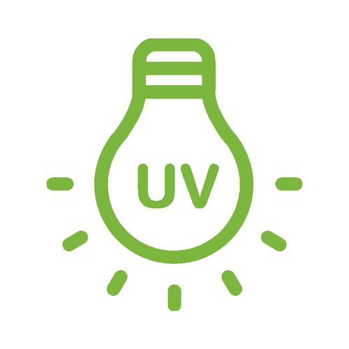 Icon: UV radiation