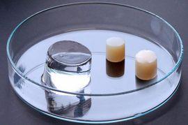 Hyaluronsäure- und Dextran-Hydrogele