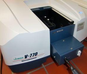 UV-VIS-NIR-Spektralphotometer V770